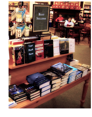 shelf wars what authors need to know about bookstore visibility - Bookshelves For Bookstores